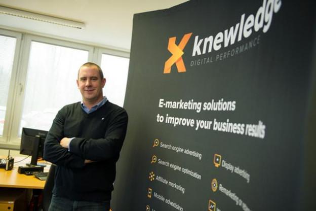 Gérald Claessens, CEO et seul actionnaire de Knewledge (Photo: Knewledge)