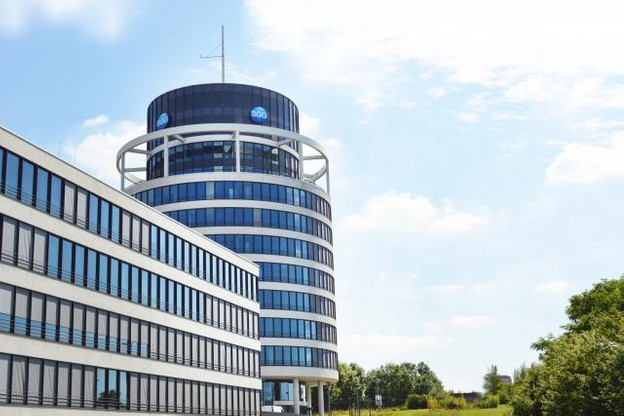 The SGG Luxembourg well-known tower office, also the Group HQ. (Photo: SGG)