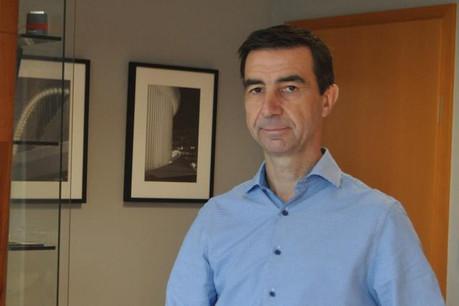 Pascal Robert, CEO de Microtis. (Photo: Microtis)