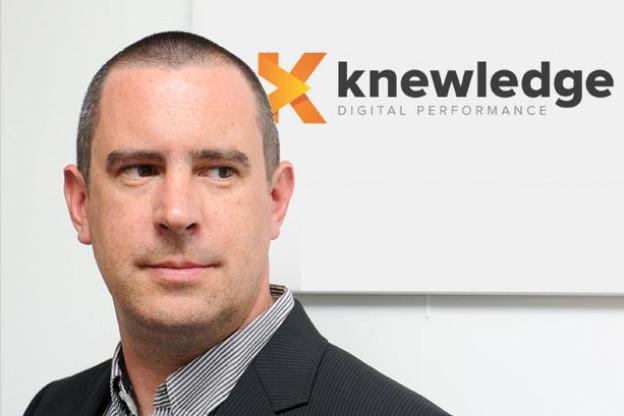 Gérald Claessens, fondateur et CEO de Knewledge (Photo: Knewledge)