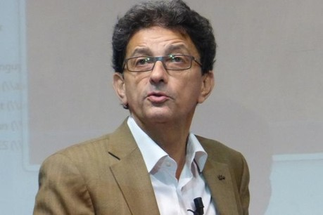 Isaac Getz, professeur à l'ESCP Europe. (Photo: POG)
