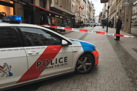 La police est à la recherche des suspects. (Photo: Police grand-ducale/Twitter)