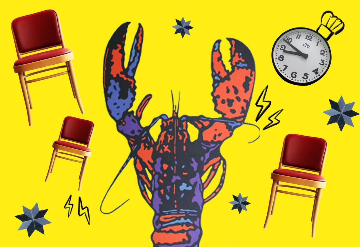 Un travail de longue haleine, qui aura duré pas moins de 15 mois, a été nécessaire pour rendre sa superbe à la Brasserie Guillaume (Design: Elina Luzerne/Maison Moderne)