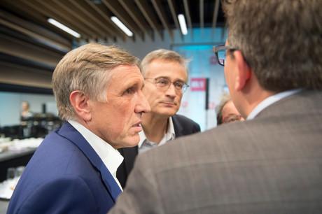Les deux ministres Déi Gréng se sont fendus lundi d'une lettre ouverte adressée à la presse. (Photo: Anthony Dehez/Archives)