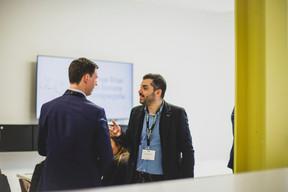 Davide Pizzicotti (Enjoint) à droite ((Photo:  Lucilin Photography ))