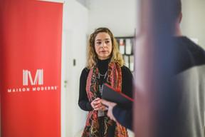 Geraldine Valentijn (European Capital Partners) ((Photo:  Lucilin Photography ))