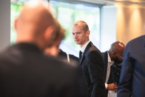 Steve Stephan (NoW Corporate Solutions) ((Photo: Simon Verjus/Maison Moderne))