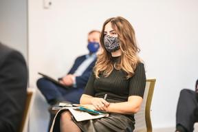 Brigitte Tavares (Brita Immobilier) ((Photo: Marc Blasius/Maison Moderne))