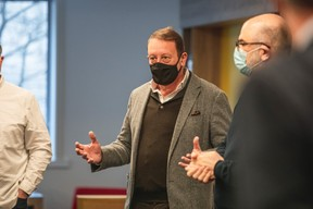 Luc Verschaffel (GWS Advisory) ((Photo: Marc Blasius/Maison Moderne))