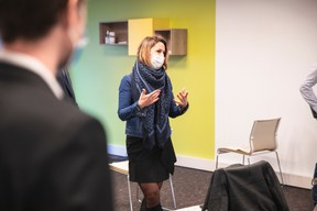 Virginie Carvalho (Ideabox) ((Photo: Simon Verjus/Maison Moderne))