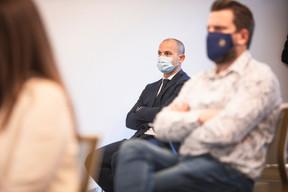 Marco Paterno Castello (CFE Finance) ((Photo: Simon Verjus/Maison Moderne))