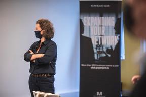 Sandrine Lapointe (Luxaupair) ((Photo: Simon Verjus/Maison Moderne))