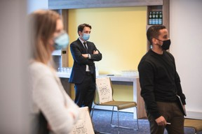 Thomas Péan (DNCA Finance Luxembourg Branch) ((Photo: Simon Verjus/Maison Moderne))