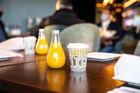 Breakfast Nouveaux Membres - 20.11.2020 ((Photo: Julian Pierrot / Maison Moderne))