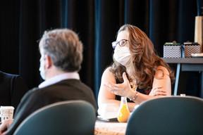 Stéphanie Schaeffer (Centreon Software Systems) ((Photo: Julian Pierrot / Maison Moderne))