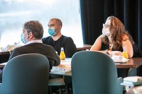 Geoffrey Cousin (G.E.S Luxembourg), Marco Viamonte (ViaSun) et Stéphanie Schaeffer (Centreon Software Systems) ((Photo: Julian Pierrot / Maison Moderne))