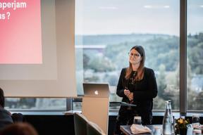 Emilie Bertoni (Maison Moderne) ((Photo: Jan Hanrion/Maison Moderne))