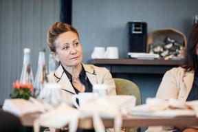 Frédérique Lundgren (SteenDier) ((Photo: Jan Hanrion/Maison Moderne))