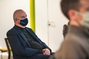 Walter De Groof (Digital Brains) ((Photo: Julian Pierrot/Maison Moderne))