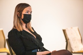 Cynthia Lheureux (Art.M) ((Photo: Julian Pierrot/Maison Moderne))