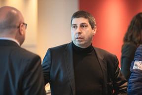 Michel Palusci (MP Vibrations) ((Photo: Simon Verjus/Maison Moderne))
