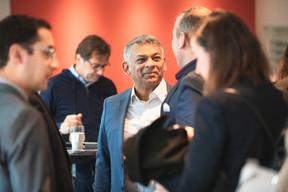 Junaed Kabir (Parva Consulting SA) ((Photo: Simon Verjus/Maison Moderne))