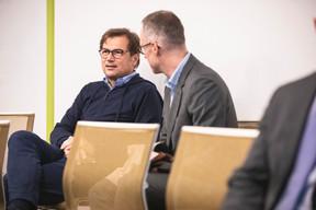 Olivier Dorier (Dorier Management & Advisory) ((Photo: Simon Verjus/Maison Moderne))