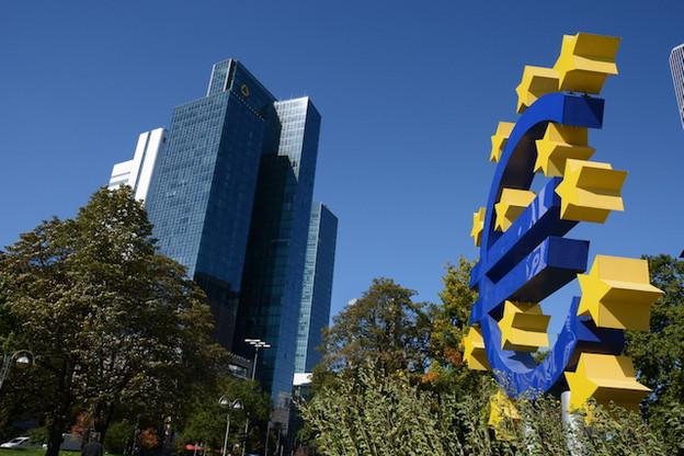 Les banques européennes paieront 576 millions d'euros de redevance à la BCE en 2019. (Photo: Shutterstock)