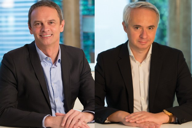 Christian Deglas et Michel Lambion, respectivement partner et managing director au sein de Deloitte Tax & Consulting, décryptent les nouveaux enjeux liés aux échanges douaniers et à la TVA, suite au nouvel accord sur le Brexit. (Photo: Deloitte Luxembourg)