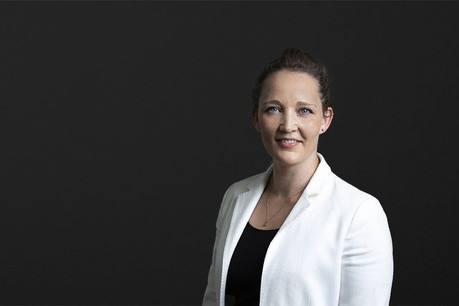 "Cathrine Foldberg Møller: ""To continue doing what we have been doing all along – showing what we are good at and continuously delivering quality and demonstrating innovation."" (Photo: DR)"