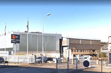 L'usine British Steel de Hayange emploie 400personnes, et produit 300.000tonnes de rails par an. (Photo: Capture d'écran/Google Maps)