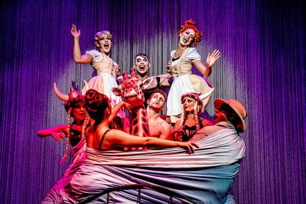 Du 23 décembre au 5 janvier, la comédie musicale «Cabaret» se jouera sur la scène du Grand Théâtre de Luxembourg. (Photo: The Other Richard)