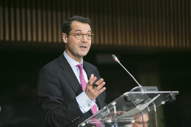 Bruno Colmant dirigera désormais la banque privée belge Degroof Petercam, bien présente au Luxembourg. (Photo: Archives Paperjam)