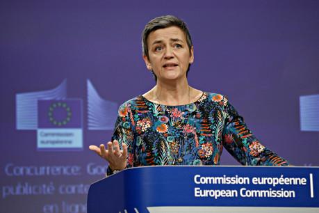 Margrethe Vestager, vice-présidente exécutive de la Commission européenne chargée de la politique de concurrence, a indiqué à la mi-journée qu'elle validait l'aide du gouvernement luxembourgeois. (Photo: Shutterstock)