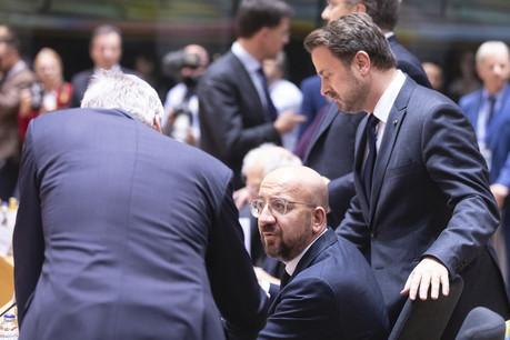 Le sommet extraordinaire du Conseil européen était consacré au projet de budget pluriannuel2021-2027 et s'est poursuivi tard dans la nuit, sans aboutir à un accord. (Photo: SIP)