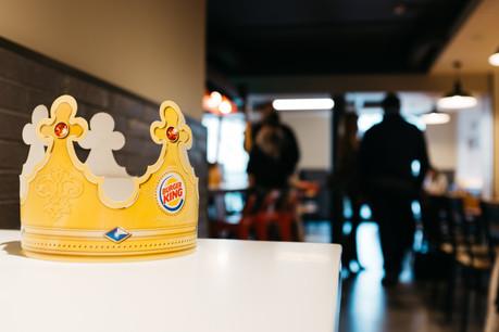 Le roi du Whopper signe sa septième ouverture au Luxembourg dans le giron de Burger Brands Luxembourg. (Photo: Burger Brands Luxembourg)