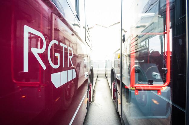 Dix nouvelles lignes de bus sont prévues sur le réseau RGTR. (Photo: Mike Zenari)