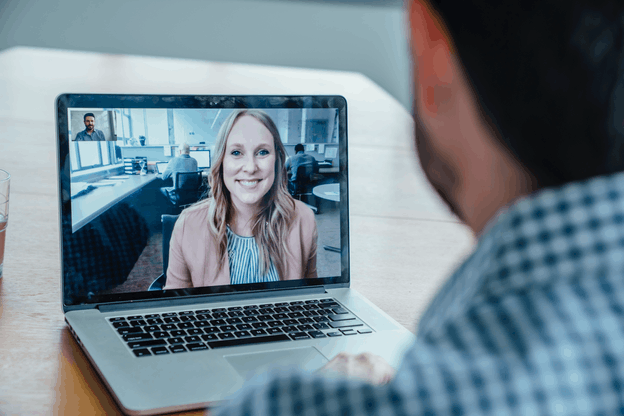 Virtual meetings are now an everyday tool Crédit: Getty Images