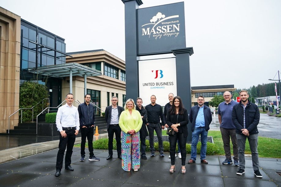 Eleven entrepreneurs from the north of the country have joined forces to create non-profit organisation United Business Luxembourg. Photo: UBL