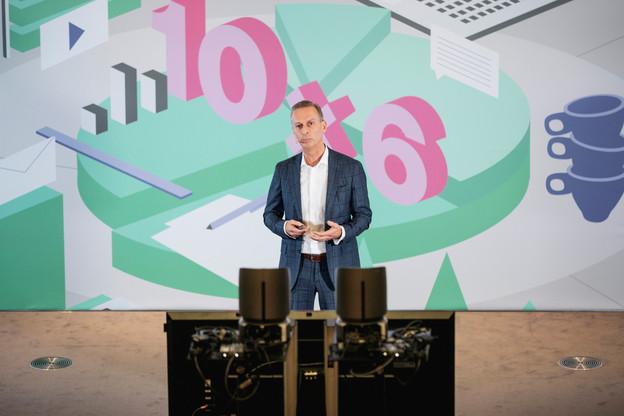 Marc Payal (Fujitsu Technology Solutions) (Photo: Jan Hanrion/Maison Moderne)