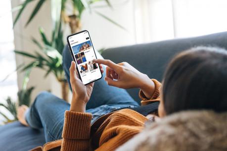 Selon Afterpay, la solution de paiement différé rachetée par Square, la fintech du fondateur de Twitter, les taux d'intérêt pour les retardataires peuvent faire monter la facture de 14% à 61%. Un crédit bancaire à la consommation tourne à 3%. (Photo: Afterpay)