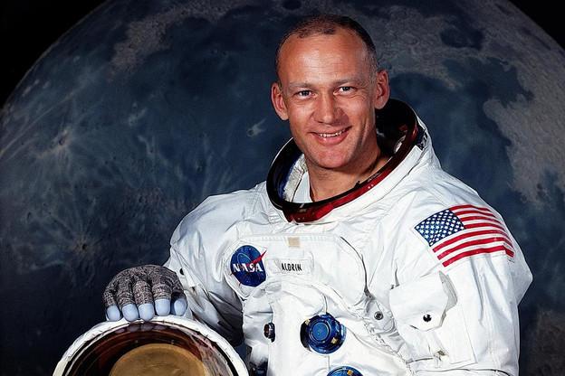 Buzz Aldrin en 1969. (Photo: NASA)