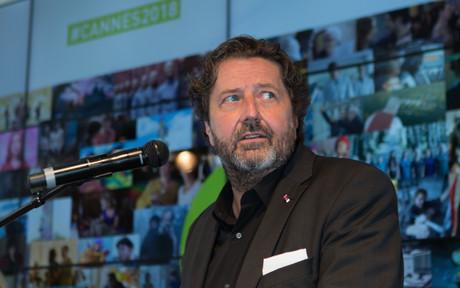Guy Daleiden est le directeur du Film Fund. (Photo: Hadrien Friob/Archives Maison Moderne)
