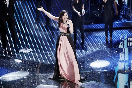 L'Italienne Laura Pausini fait partie des artistes les plus connues dont des droits seront vendus aux enchères sur ANote Music. (Photo: Shutterstock)