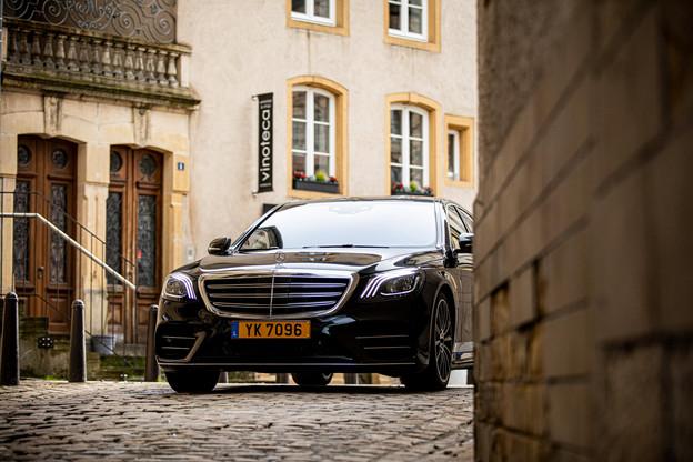 Le nec plus ultra de la marque étoilée joue dans la cour des limousines. (Photo: Patricia Pitsch / Maison Moderne)