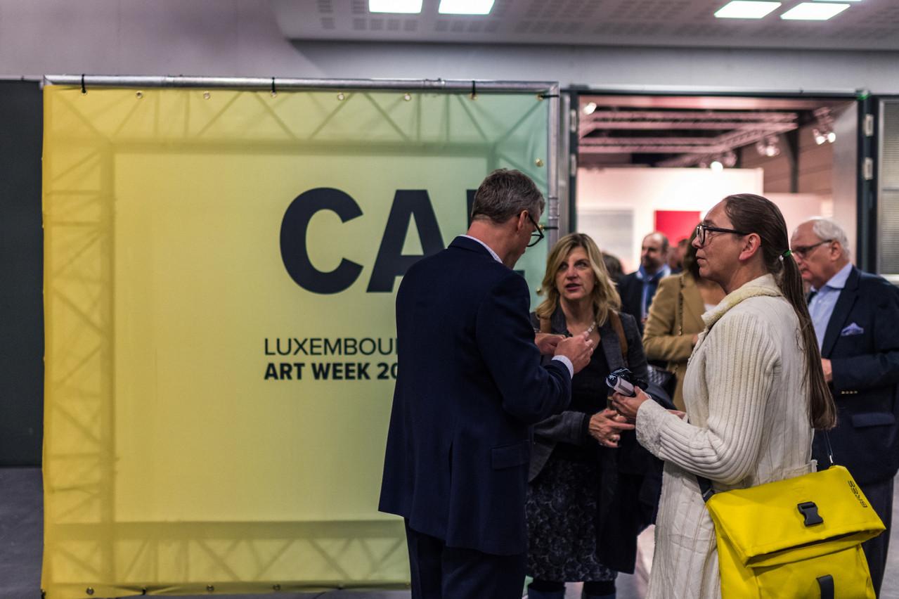 Le Salon du CAL ouvre ce week-end. (Photo: Mike Zenari/archives Maison Moderne)