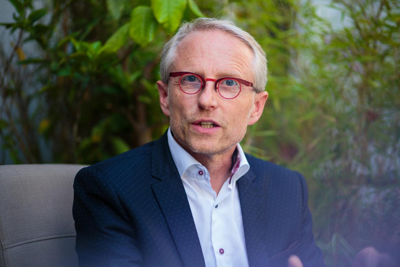 Le directeur de Google Belgique et Luxembourg tente de dissiper les peurs autour de la digitalisation de la société dans un livre. (Photo: Matic Zorman/Maison Moderne/archives)