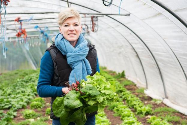 Sandrine Pingeon, figure de proue du «manger mieux» au Luxembourg. (Photo: La La La Photo)