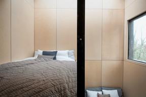 Les lits en mezzanine de la Tower. ((Photo: Ici))