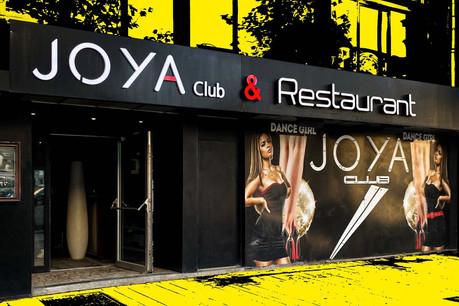 Le Joya et son nouveau restaurant de nuit profiteront-ils de la vente imminente du Saumur Crystal Club? (Photomontage: Maison Moderne)